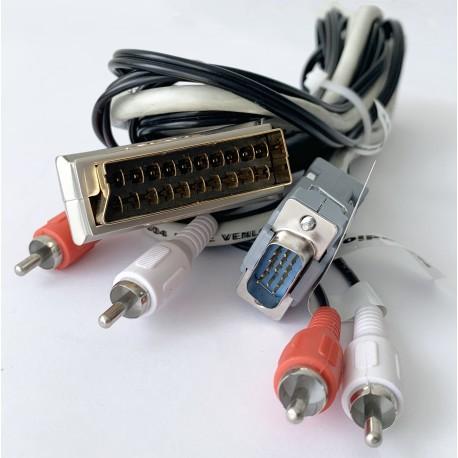 PlaySoniq Euro-SCART Cable